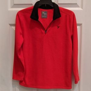 Old Navy Active LS Fleece Pullover Shirt Size10/12